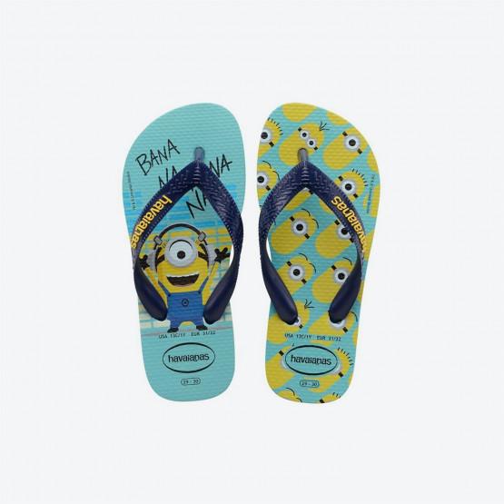 Havaianas Minions Kid's Flip-Flops