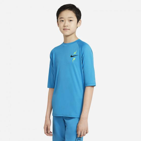 Nike Hydroguard Παιδικό UV T-Shirt