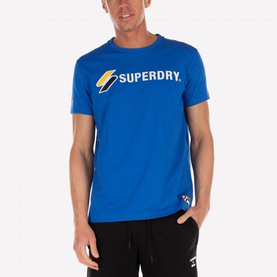 Superdry Sportstyle Applique Men's T-Shirt