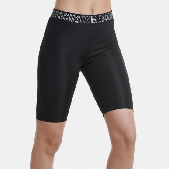 BODYTALK Γυναικείο Biker Short