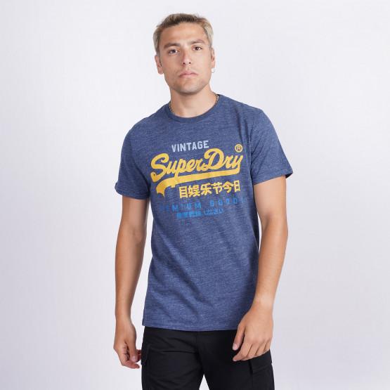 Superdry Vintage Logo Tri Men's T-Shirt