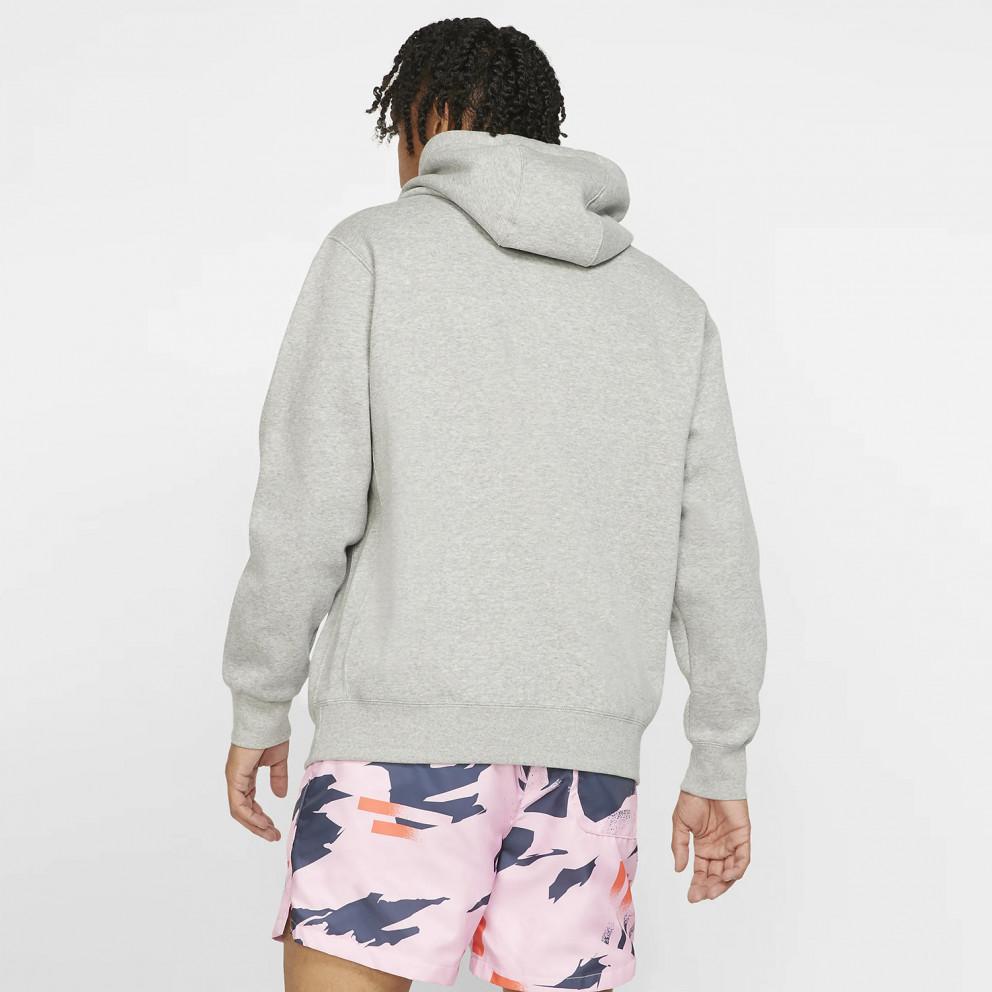 Nike Sportswear Club Unisex Μπλούζα με Κουκούλα