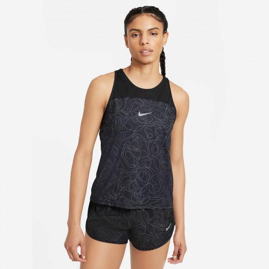 Nike Miler Run Division Women's Printed Running Women's Tank Top