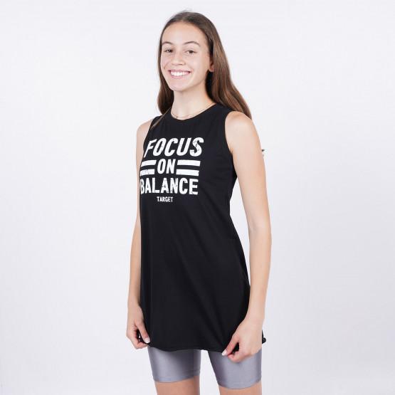 Target  ''Focus'' Γυναικείο Tank Top