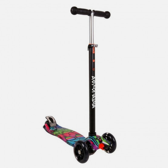 Athlopaidia Three-wheeled Skate With Illuminated Wheels