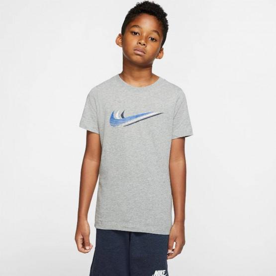 Nike Sportswear Tee Triple Swoosh Παιδικό T-shirt