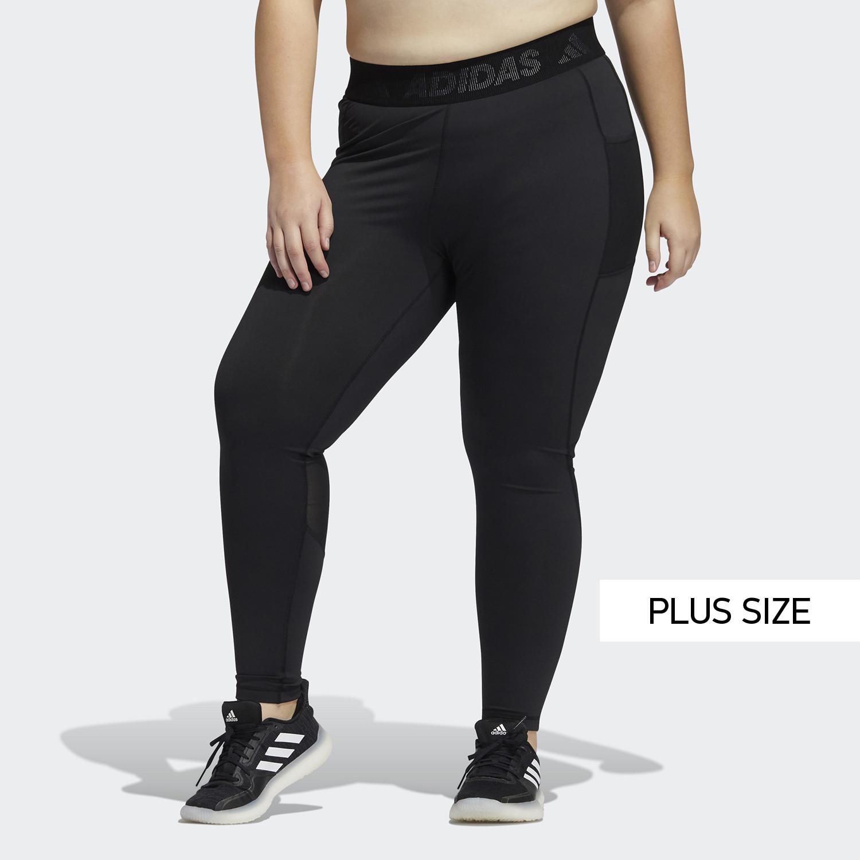 adidas Performance Γυναικείο Plus Size Κολάν (9000086228_1480)