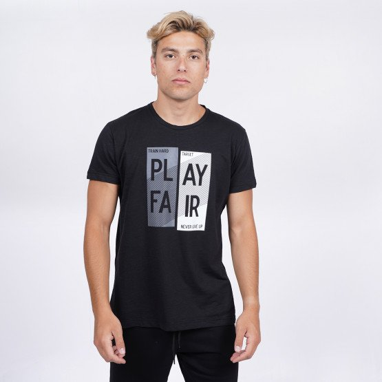 "Target ""Play Fair"" Men's T-Shirt"