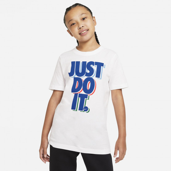 Nike Just Do It Kid's T-Shirt