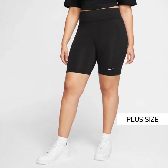 Nike Sportswear Legasee Women's Plus Size Bike Shorts