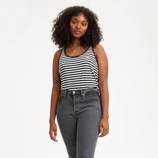 Levis Essential Γυναικεία Αμάνικη Μπλούζα