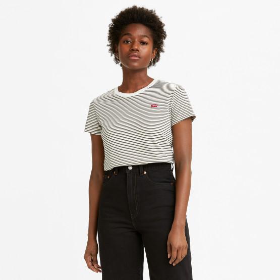 Levis Perfect Kadlong Safari Stripe Γυναικείο T-shirt