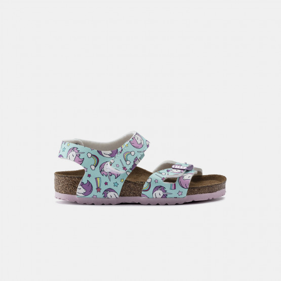 Birkenstock Rio Unicorn Kids' Sandals
