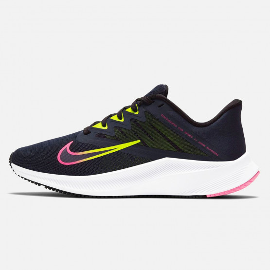 Nike Quest 3 Γυναικεία Παπούτσια για Τρέξιμο