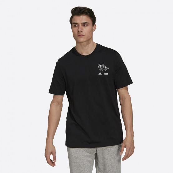 adidas Performance x Star Wars: The Mandalorian The Child Graphic Ανδρικό T-shirt