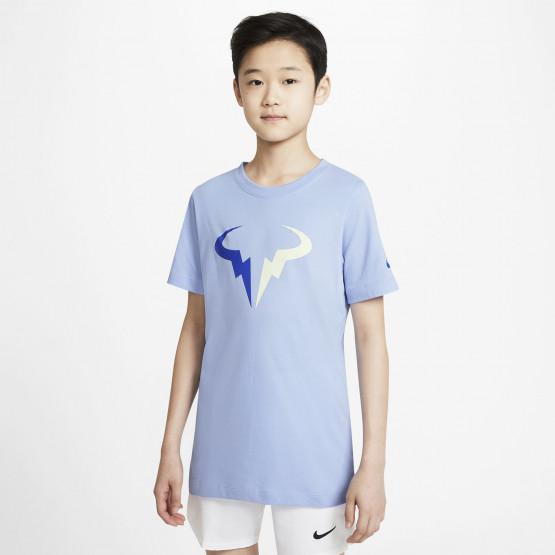 Nike Court Dri-FIT Rafa Παιδικό T-shirt