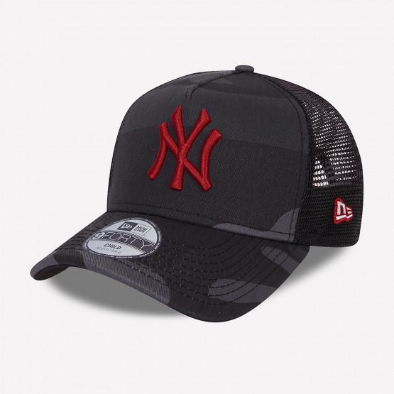 NEW ERA New York Yankees City 9Forty Trucker Kid's Cap