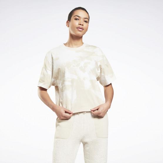 Reebok Sport Tie-Dye Γυναικείο T-shirt