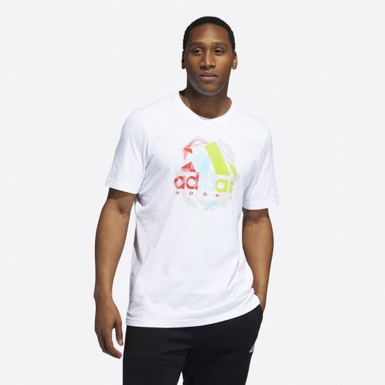 adidas Performance Bos Ανδρικό T-shirt