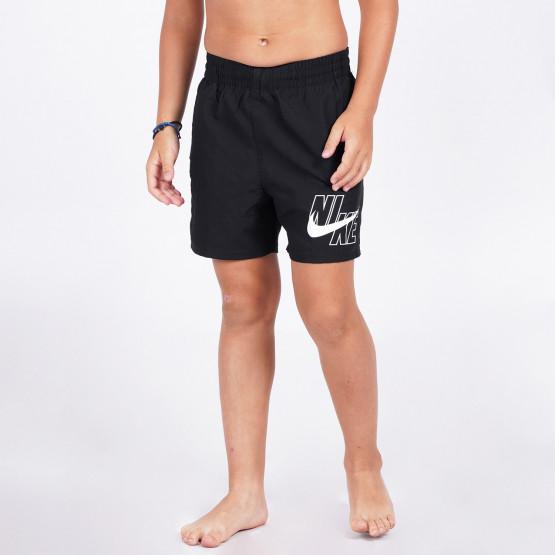 "Nike Volley 4"" Kids' Swim Shorts"