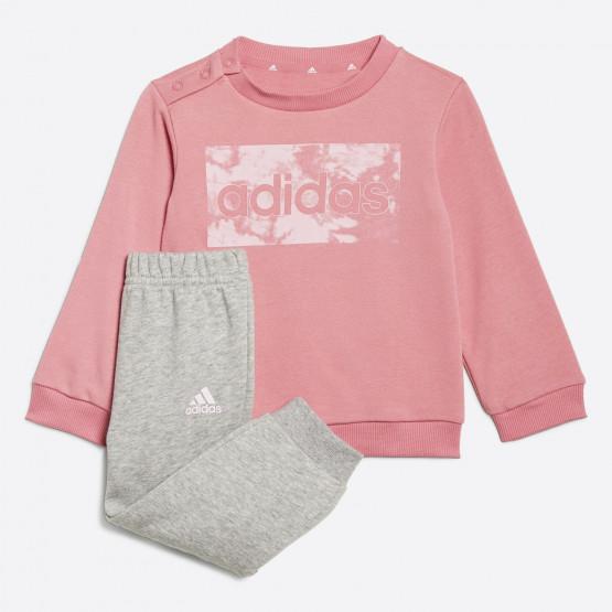 adidas Performance Essentials Sweatshirt And Pants Kid's Set