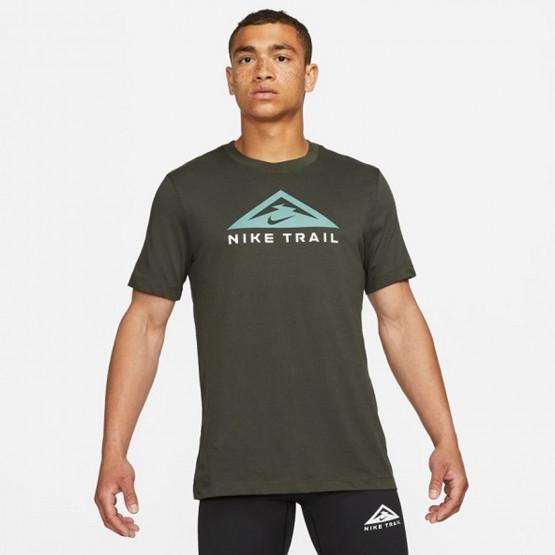 Nike Trail Dri-FIT Miler Men's Running T-shirt