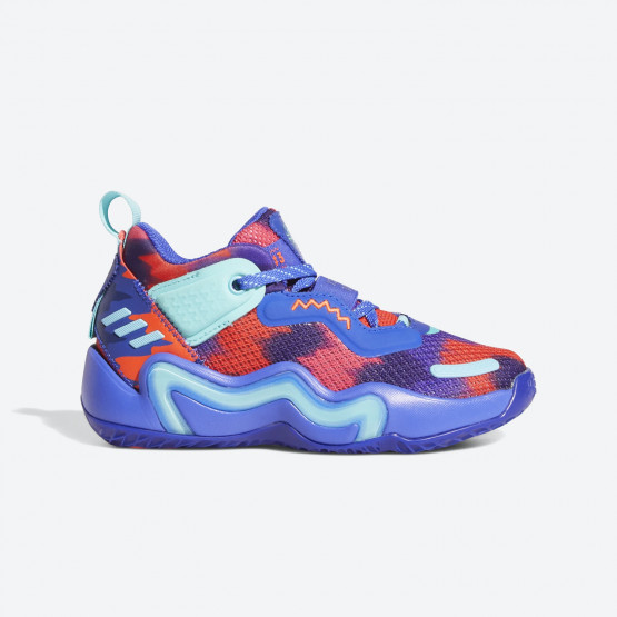 adidas D.O.N. Issue 3 Kids' Basketball Shoes