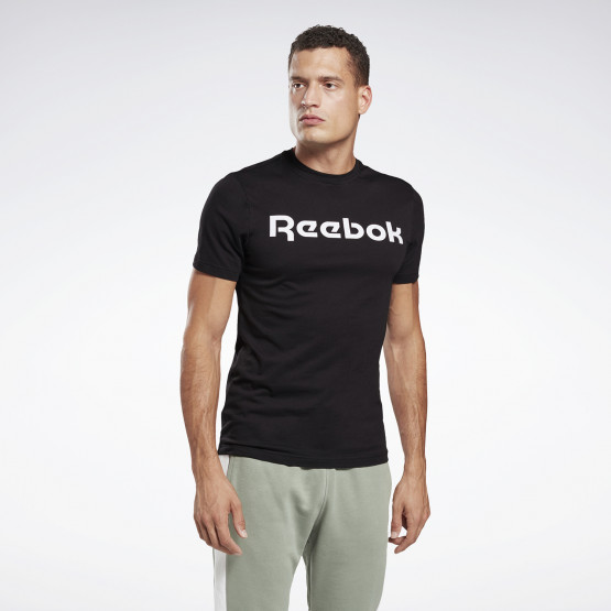 Reebok Sport Linear Ανδρικό T-shirt