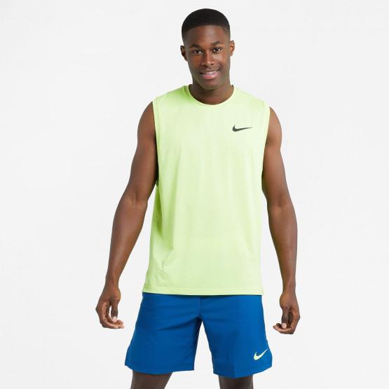 Nike Pro Dri-FIT Ανδρικό Αμάνικό T-Shirt
