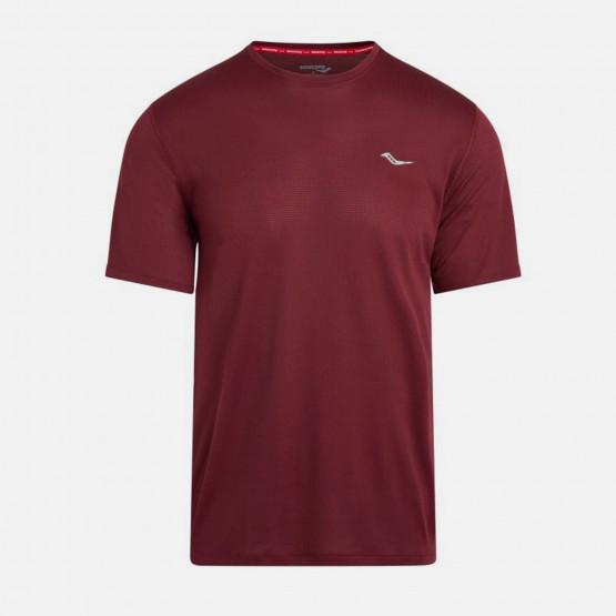 Saucony Stopwatch Ανδρικό T-shirt