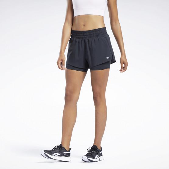 Reebok Sport Two-In-One Women's Running Shorts