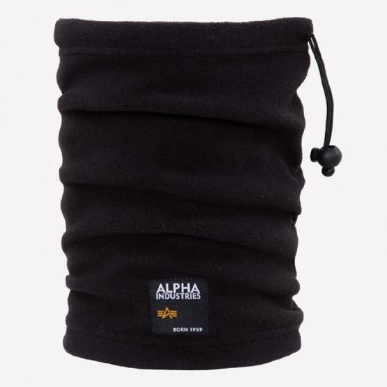 Alpha Industries Label Fleece Unisex Περιλαίμιο