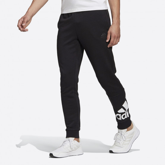 adidas Essentials Tapered Cuff Logo Men's Pants