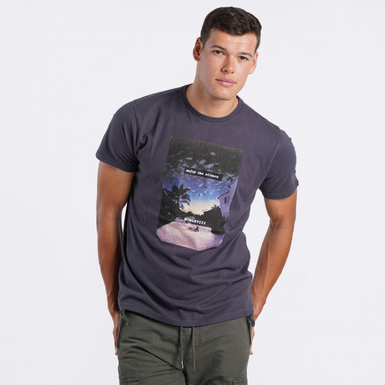 Basehit Ανδρικό T-Shirt