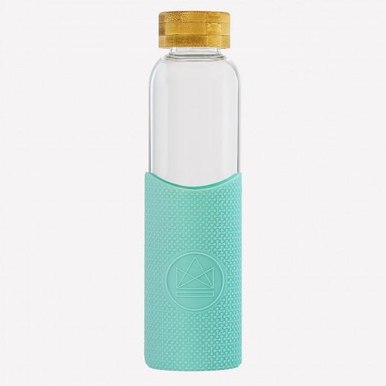 Neon Kactus Free Spirit Glass Water Bottle 550ml