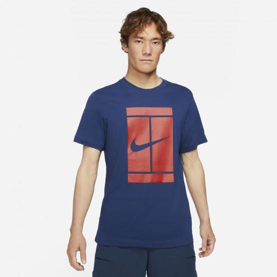 Nike Court Ανδρικό Τένις T-Shirt