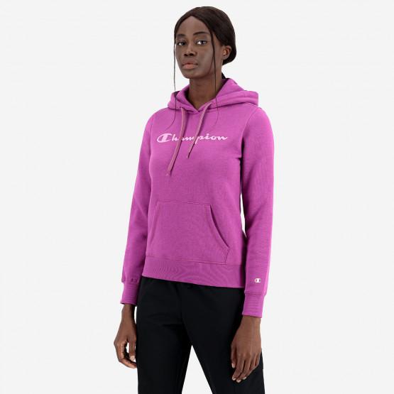 Champion Γυναικεία Μπλούζα με Κουκούλα