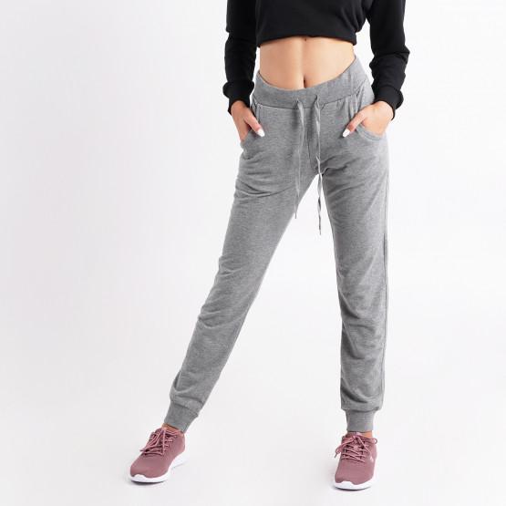 BodyTalk Medium Crotch Slim Women's Jogger Pants
