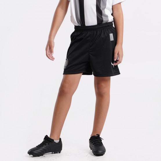Puma X OFI F.C. Παιδικό Σορτς 2ης Eμφάνισης 2021-2022