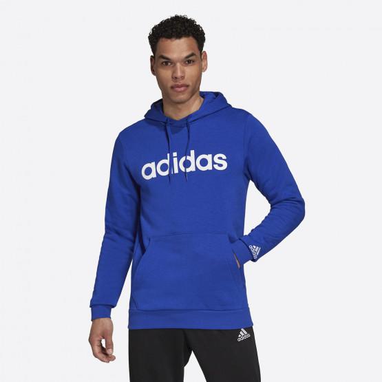 adidas Performance Essentials Linear Logo Men's Hooded Sweatshirt