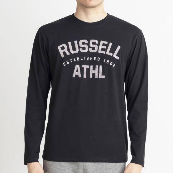 Russell Athl-L/S  Crewneck Tee Shirt