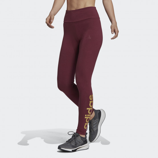 adidas Performance Loungewear Essentials High-Waisted Γυναικείο Κολάν