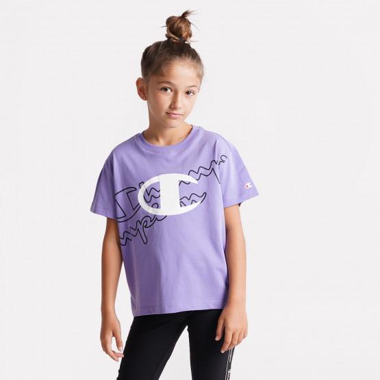 Champion Kids' Crewneck T-Shirt