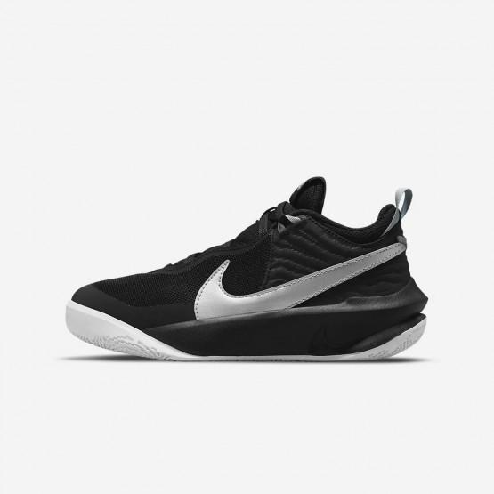 Nike Team Hustle D 10 Παιδικά Παπούτσια για Μπάσκετ