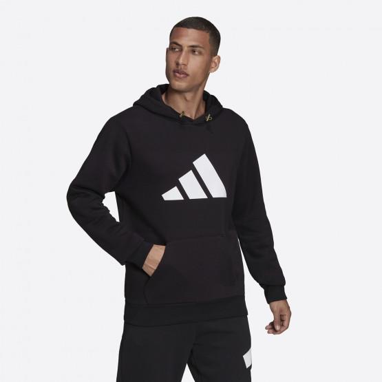 adidas Performance Ανδρική Μπλούζα με Κουκούλα