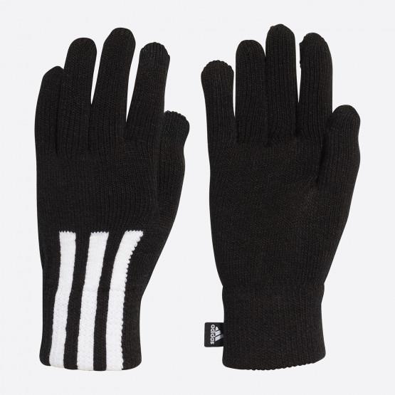 adidas Performance 3-Stripes Conductive Unisex Gloves