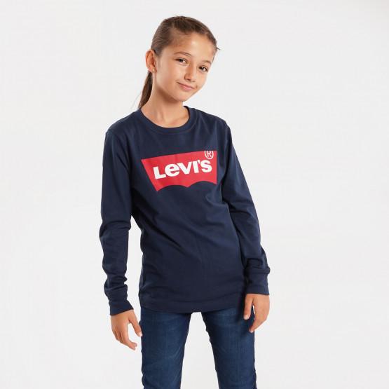 Levi's Batwing Παιδική Μπλούζα με Μακρύ Μανίκι