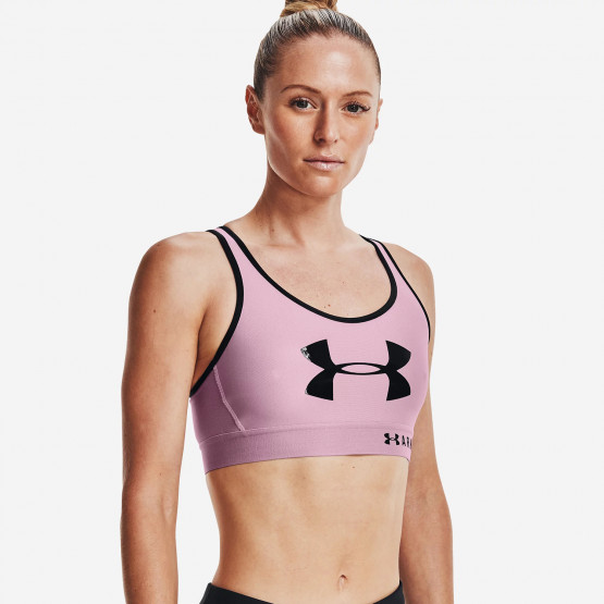 Under Armour Mid Keyhole Women's Sports Bra