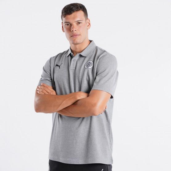 Puma x OFI Crete F.C Teamgoal 23 Casuals 2021 Men's Polo T-shirt