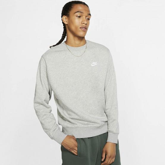 Nike Sportswear Club French Terry Crew Ανδρικό Φούτερ